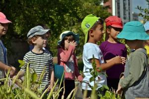 Cemalettin Gökay Anaokulu Öğrencileri Yeryüzü Ekoloji Okulunda