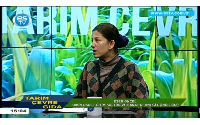 SAKİN OKUL DERNEĞİ - ES TV