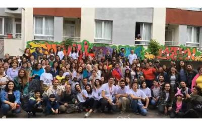 Yaşayan Sokak - Kırık Pedal Sokak - Sokak Şenliği 27 Mayıs 2018